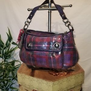 COACH LIMITED EDITION SEQUINED BAG